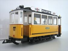 LGB 3500 Tram Carrozza per Locomotiva elettrica Confezione originale Scala G
