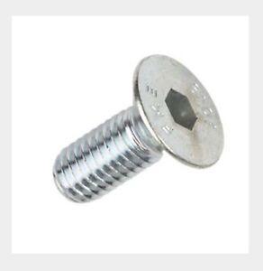 8-x-Citroen-Brake-Disc-Rotor-Hub-Screws-Stainless-Saxo-C1-C2-C3-C4-C5-Cactus