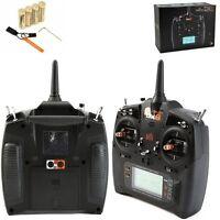 Spektrum Dx6 6-channel 6ch Dsmx Helicopter Transmitter / Radio Mode 2 Spmr6700 on sale