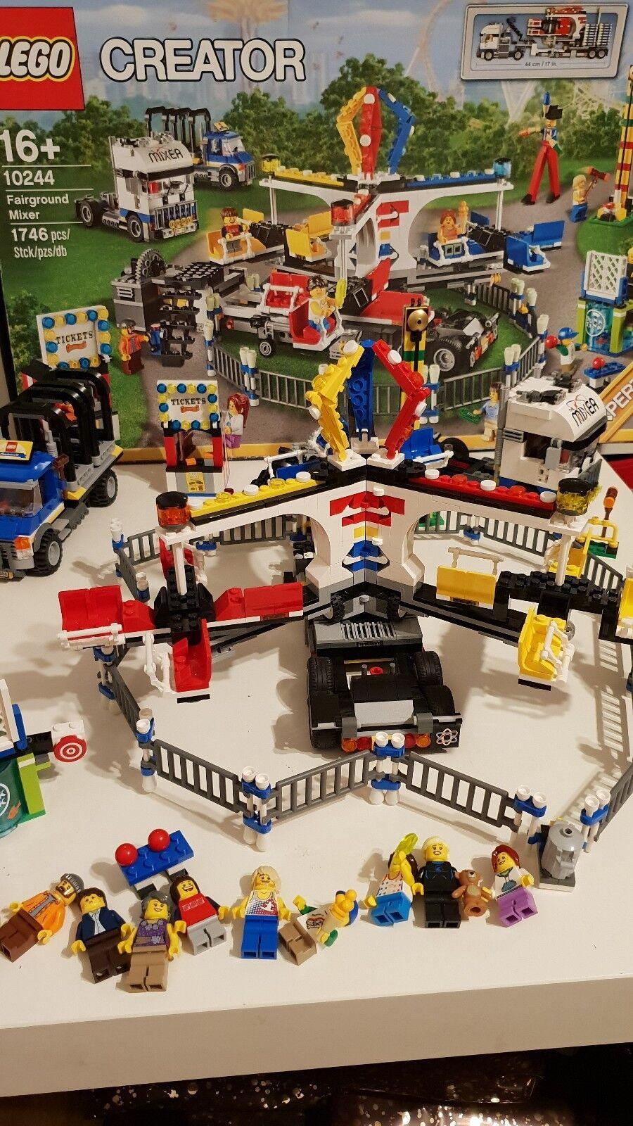 LEGO CREATOR GIOSTRE MIXER 10244 L