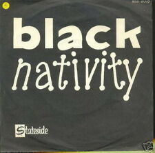 BLACK NATIVITY EP BELGIQUE SWEET LITTLE JESUS BOY