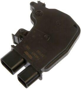 937-647 Dorman Door Lock Actuator Front Passenger Right Side New RH Hand