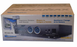 Panamax-M5400-PM-Power-Management-Surge-Protection-11-Outlet-Home-Theater-New
