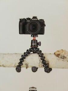 Joby-GorillaPod-3K-Kit-Black-JB01507-FACTORY-SEALED