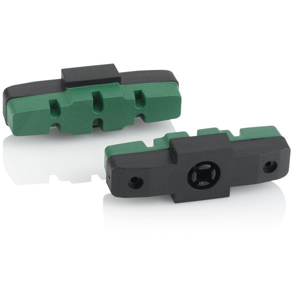 XLC zapatas de freno para Magura verde OEM-embalaje 25 pares 50mm del PPE per set bicicleta