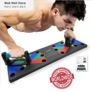 Men-Push-Up-Rack-Training-Board-9-In-1-Abs-Abdominal-Muscle-Trainer-Home-Fitness