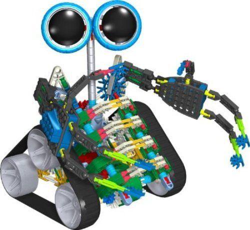 K'Nex Collect & & & Build Moto-Bots Series No. 3 Turbo NIB d3d225