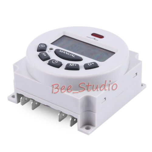 Multi-Period Clock Timer Relay Switch Cycle Intelligent Home Automation Module
