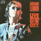Live in New York City by John Lennon (CD, May-1986, Capitol/EMI Records)