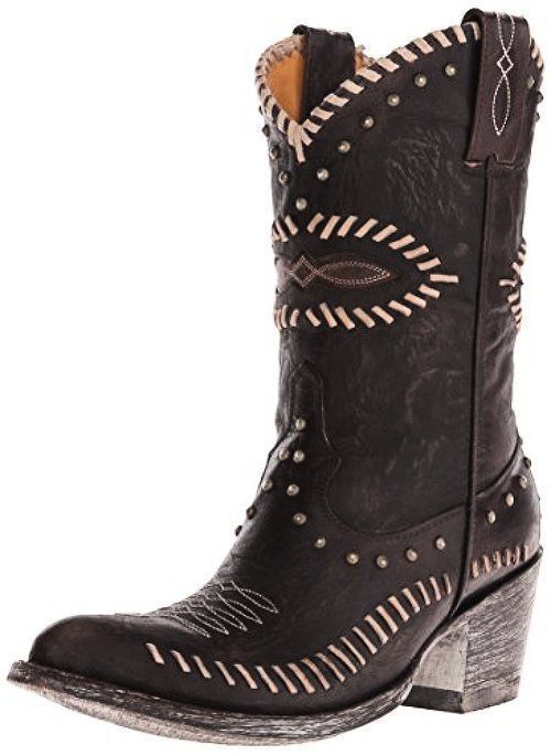 New in Box Old Gringo Donna FORYO Western Boots Chocolate Brown MSRP   530