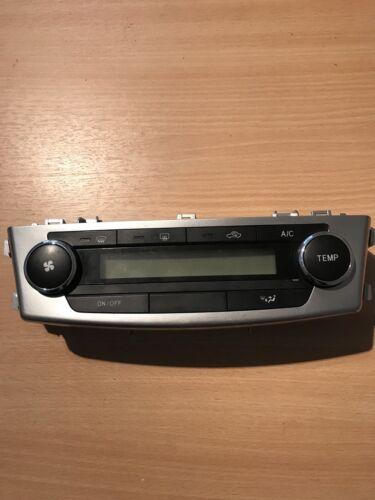 Toyota avensis 2012-2015 heater control unit T2 Model