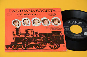 DIE-SELTSAME-FIRMA-7-034-AUF-GEHT-ES-VIA-1-ST-ORIG-1976-EX