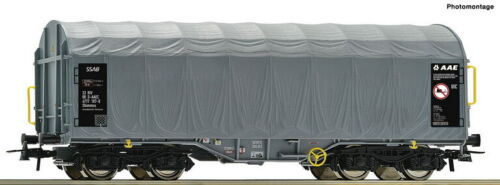 ROCO 76442 Schiebeplanwagen AAE SSAB Schweden Ep 6 auf Wunsch Achstausch Märklin