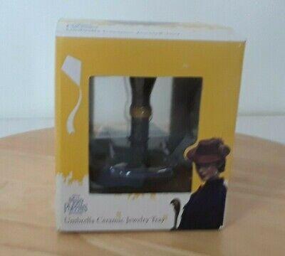 Mary Poppins Return S Parrot Head Umbrella Ceramic Jewelry Tray Dish Vanity Nib Ebay
