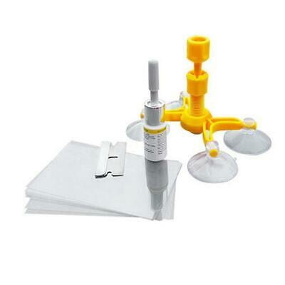 Windshield Repair Kits Glass Scratches Restore Windscreen Crack Repair Tools LJ