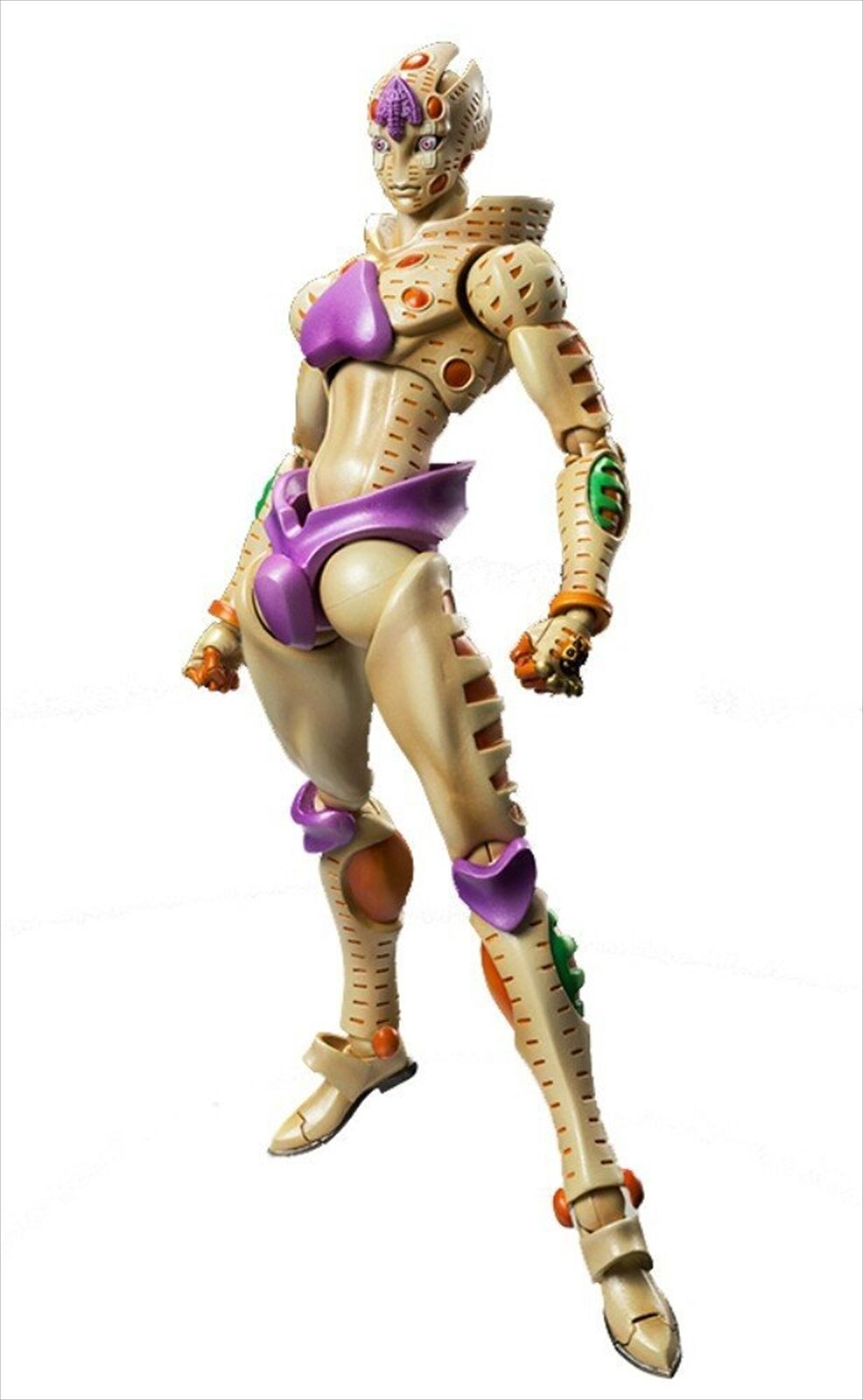 Medicos SAS JoJo's Bizarre Adventure Part.5 Gold Experience Requiem Figure