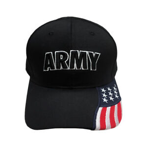 Rockpoint-Freedom-Hat-Navy-Air-Force-Marines-Army-adjustable-cap-USA-flag