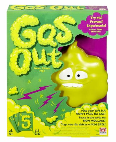 Gioco Gas out Mattel DHW40