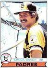 1979 Topps Chuck Baker #456 Baseball Card