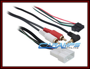 s l300 new car stereo steering wheel audio radio controls wire harness Toyota Tacoma Steering Diagram at bakdesigns.co
