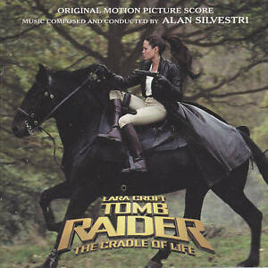 Details About Lara Croft Tomb Raider Cradle Of Life 2003 Score Original Movie Soundtrack Cd
