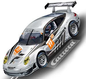 Carrera 23835 Digital Porsche GT3 RSR Proton Competition Slot Car 1/24 Scale