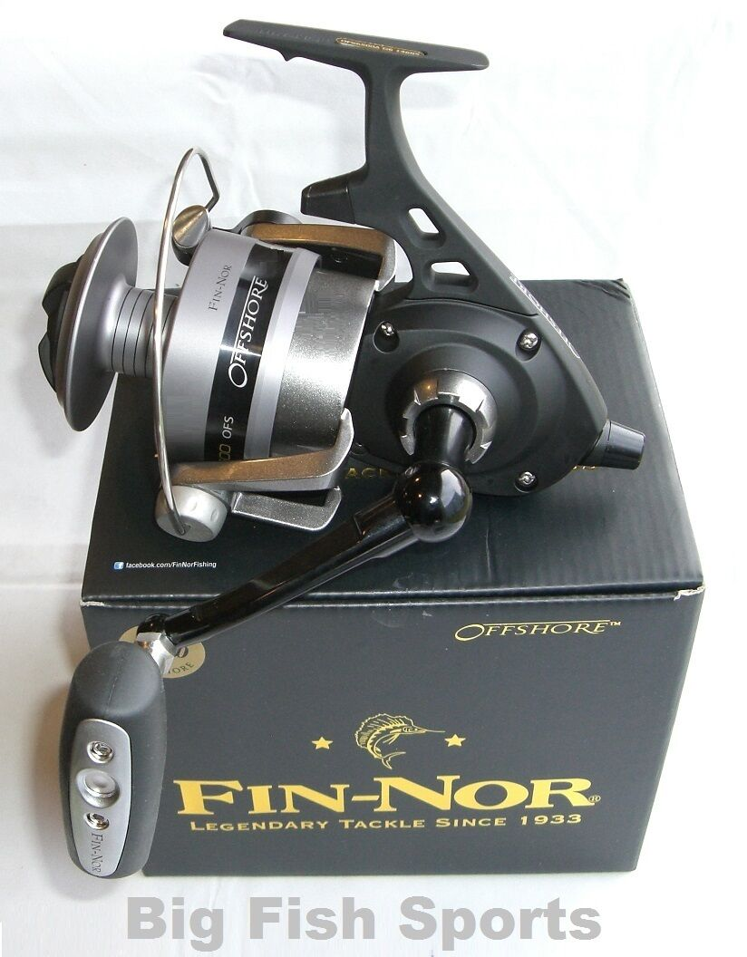 FIN-NOR OFFSHORE 10500 Spinning Reel  OFS10500A FREE USA SHIP  NEW  4.4 1 Ratio