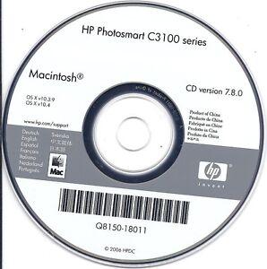 WINDOWS C3100 SERIES HP PHOTOSMART TÉLÉCHARGER XP DRIVER