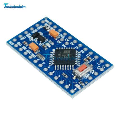 Pro Mini 3.3V 8M 5V 16M atmega328 Replace ATmega128 Arduino Compatible