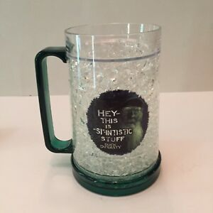 duck dynasty freezer mug green ice frosty 16 oz insulated a e new