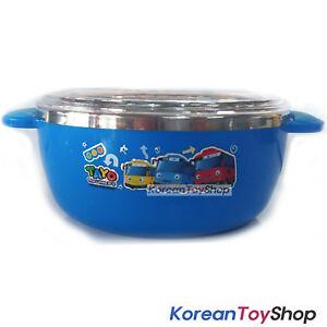 PINKFONG Stainless Steel Bowl Large Handle Non-slip BPA Free Original