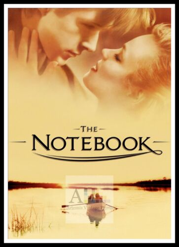 The Notebook 3  Movie Posters Romance Classic /& Vintage Cinema