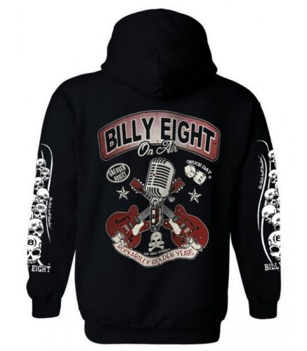 * On air * Sweat capuche Billy Eight fermeture zip