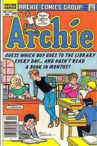 Archie-Comics-338-in-Near-Mint-condition-Archie-comics-h3