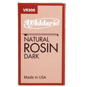Glorieux D'addario Naturel Colophane Violon-alto-cello Dark Rosin-ello Dark Rosin Fr-fr Afficher Le Titre D'origine