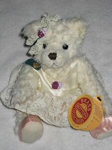 Bianca-The-Bear-Of-Love-Legend-Of-The-Brass-Button-Collection-STuffed-Plush-Toy