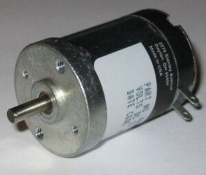 Globe-Motors-12V-4000-RPM-Motor-405A-IM-13-Short-Stack-Low-Current