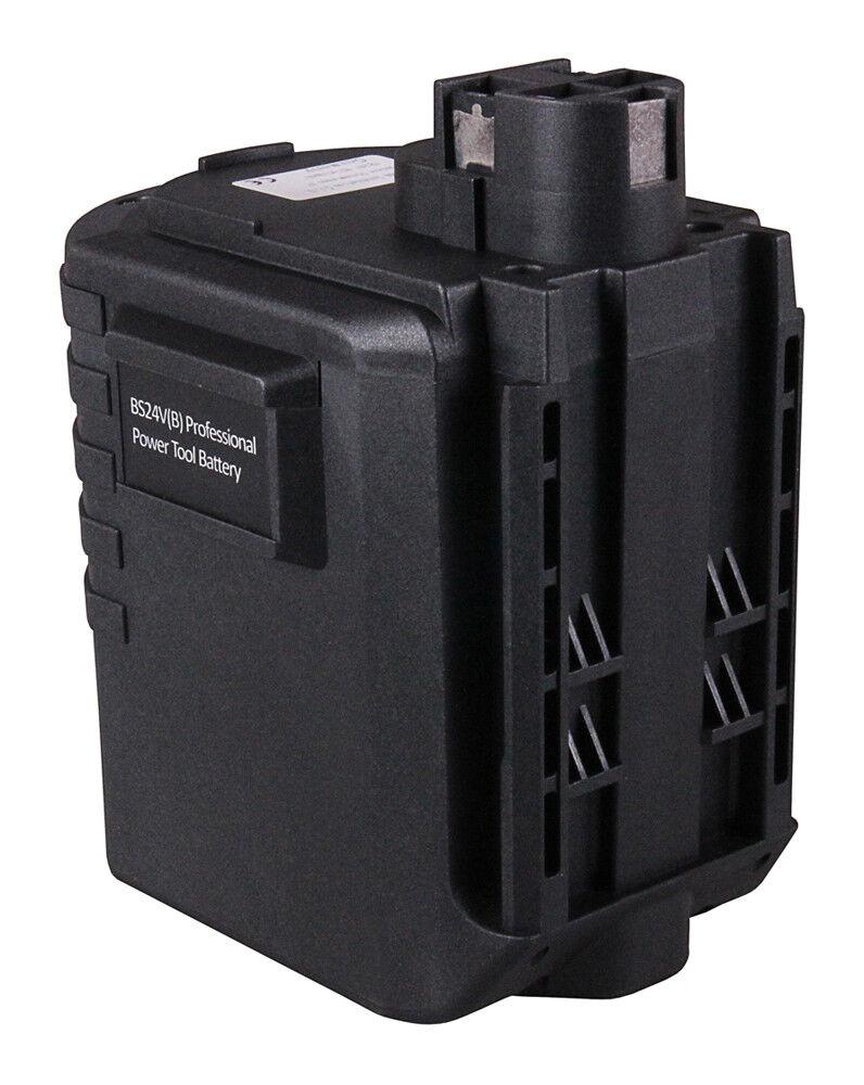 PATONA Akku f Bosch 24V 3000mAh Ni-MH BAT019 BAT020 BAT021 GBH 24VFR