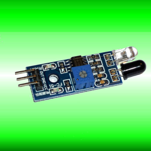 Hinderniserkennung IR Obstacle Collision Detection Modul Infrarot Abstandsensor