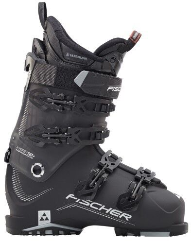 FISCHER HYBRID 12 THERMOSHAPE SKI BOOTS SIZE 10.5  MADE IN ITALY