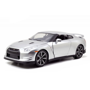 Fast-And-Furious-7-Brians-Nissan-Gt-R-R35-Argent-1-24-Echelle-Jada