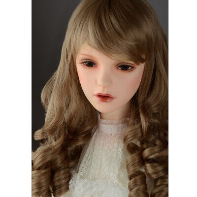 "Brown Dollmore Trinity Wig 13-14 /""  Crispated Wig"