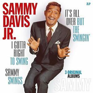 SAMMY-JR-DAVIS-3-ORIGINAL-ALBUMS-2-VINYL-LP-NEU