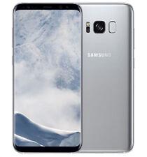 """SAMSUNG GALAXY S8 ARTIC SILVER 64GB  5.8"""" OCTA CORE ITALIA  BRAND NUOVO G950F"""