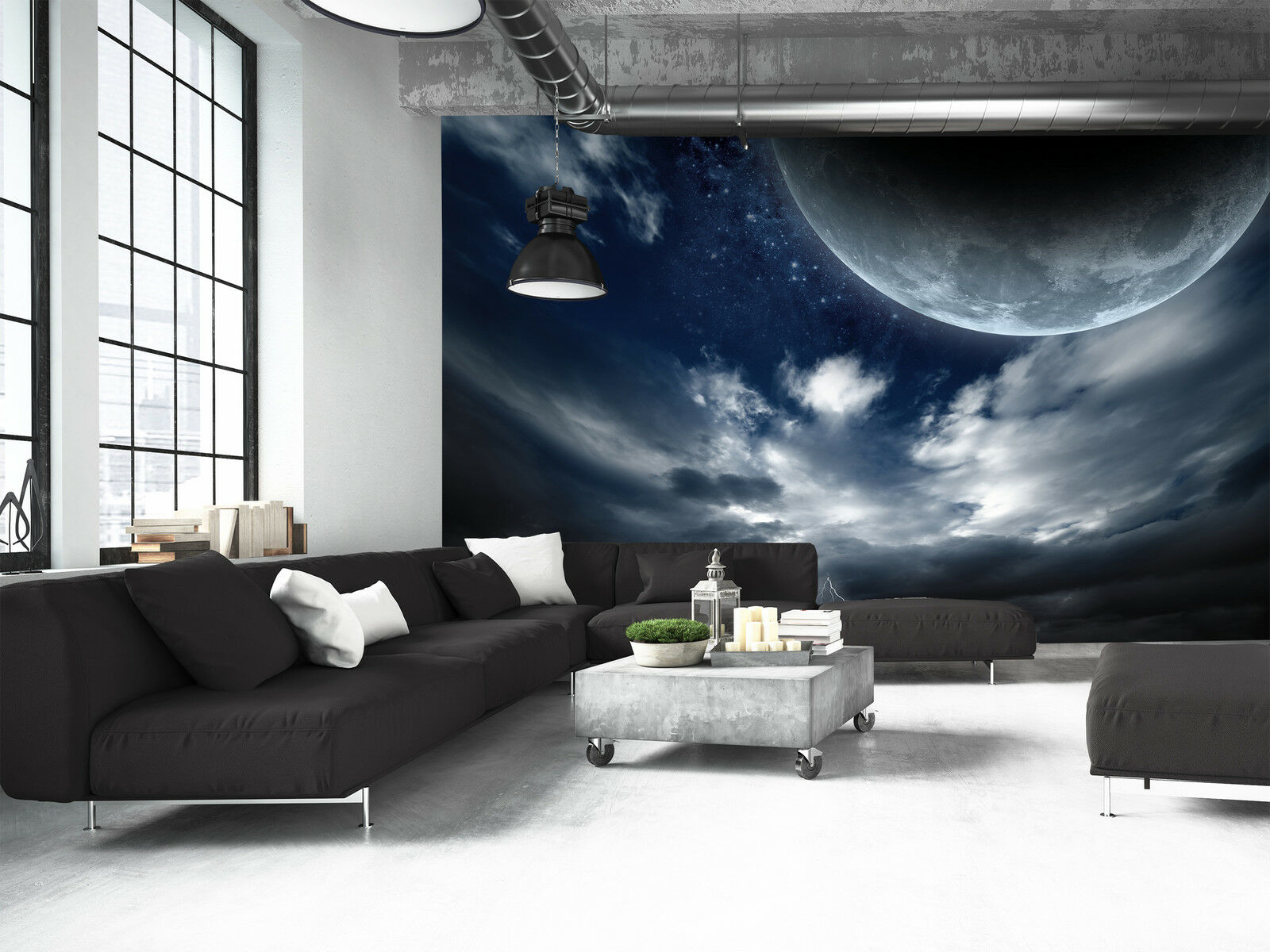 Fantastic Nigh Wall Mural Photo Wallpaper GIANT DECOR Paper Paper Paper Poster Free Paste a6da22
