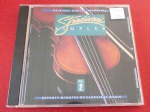 CD-Stradivari-Sampler-Vol-2-Seventy-Minutes-of-Classical-USA-Records-Album