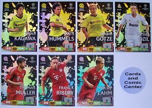 Panini-Champions-League-2011-2012-11-12-Limited-Edition-de-todos-los-para-elegir
