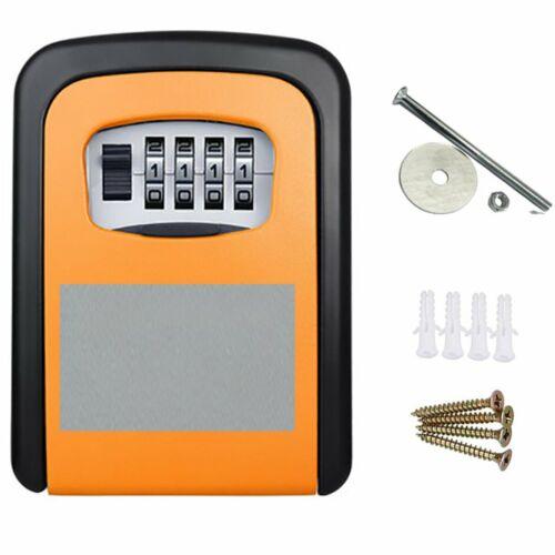 Large Storage Renovation Password Key Box Storage Wall Key Safe Deposit Box@yj