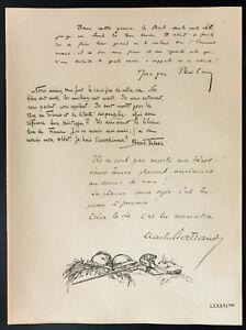 1926-Litografia-Citations-Jacques-Pericard-Binet-Valmer-Charles-Bertrand
