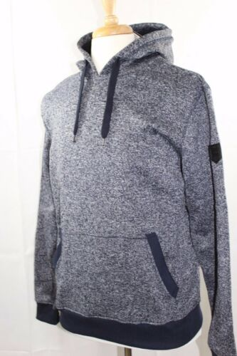 SOUTHPOLE MEN/'S PULLOVER HOODIE MARLED BLUE SIZE S~XL